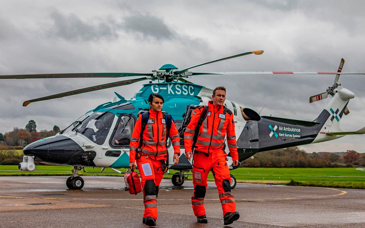 Air-Ambulance-Kent-Surrey-Sussex